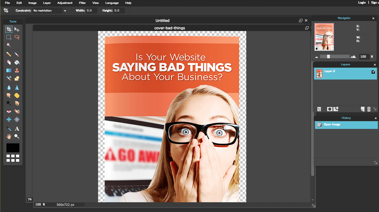 Great Alternatives to Photoshop | Design Tips and Tricks for